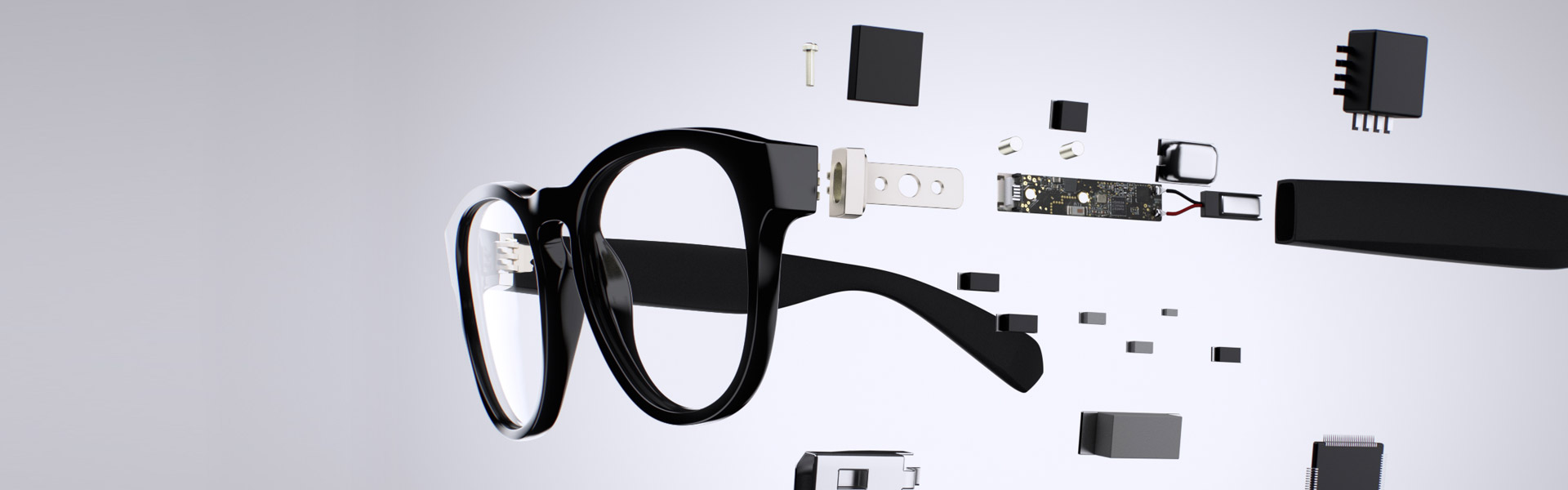 Innovation Tucked Inside the Eyeglass Frame